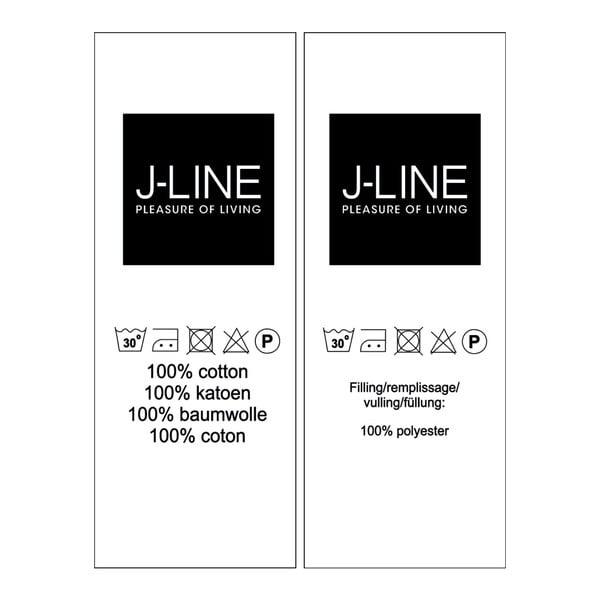 Růžový polštář J-Line