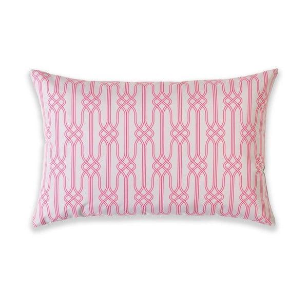 Polštář Join Me/Pink, 60x40 cm