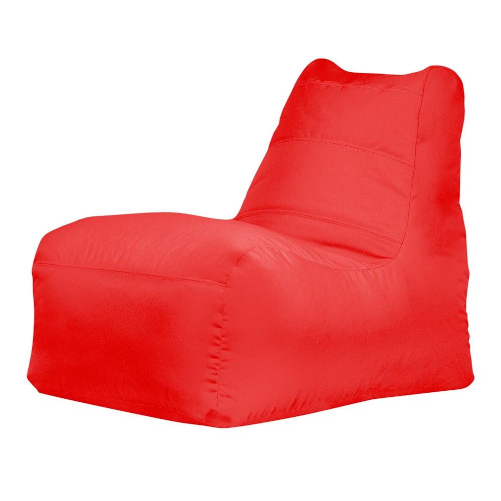 Červený sedací vak Sit and Chill Jolo