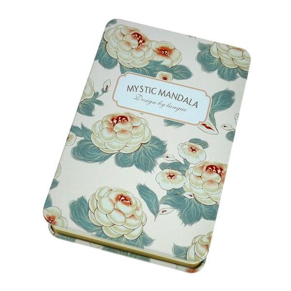 Deník Mystic, světle růžový
