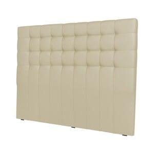 Tăblie pat Cosmopolitan design Torino, lățime182cm, crem