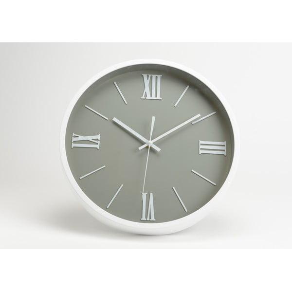 Hodiny Modern Grey, 36 cm