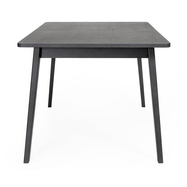 Masă extensibilă Woodman Skagen Extending Table, negru