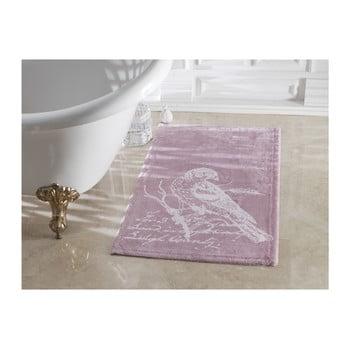 Covoraș de baie Confetti Bathmats Cuckoo Dark and Light Lilac, 70 x 120 cm, mov imagine