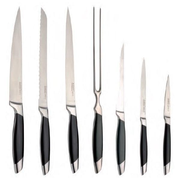 Set nožů ve stojanu Geminis