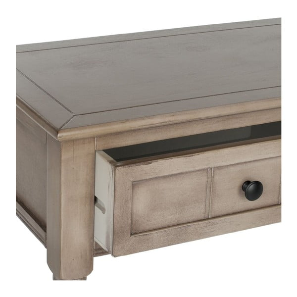 Konzolový stolek Samantha Vintage Gray