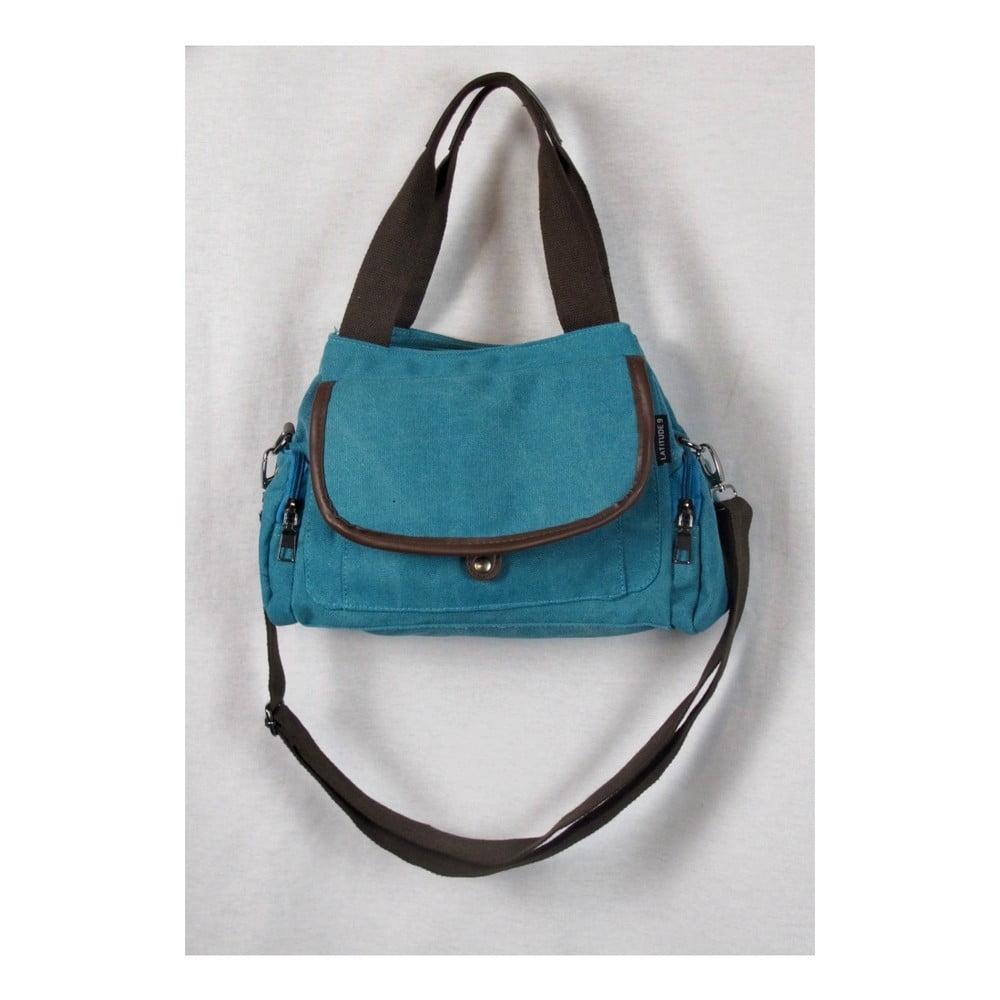 Modrá plátěná taška Sorela Zahra