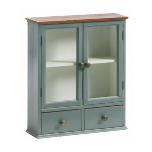 Nástěnná skříňka Wall Cabinet Grey, 52x45x16 cm