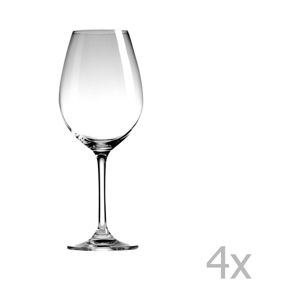 Sada 4 sklenic Sola Riola, 626 ml