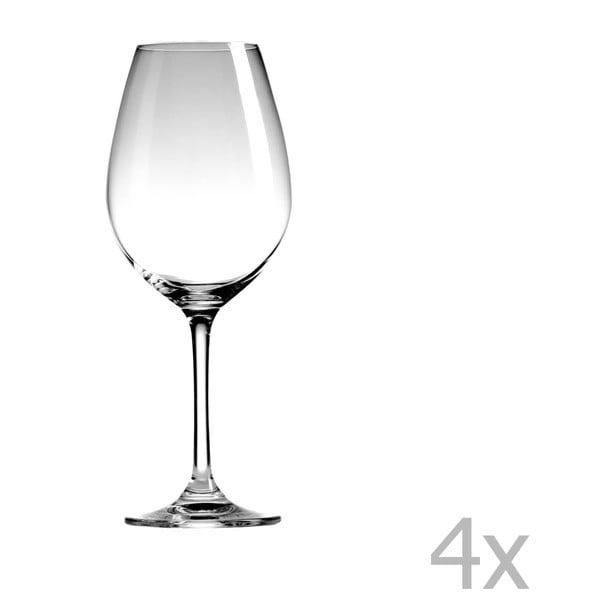 Set 4 pahare Sola Riola, 626 ml