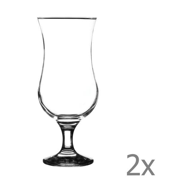 Sada 2 sklenic Entertain Cocktail, 420 ml