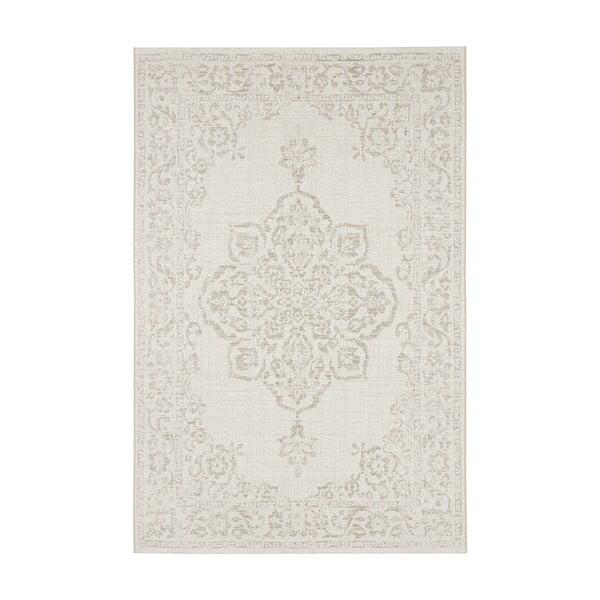 Béžový vonkajší koberec Bougari Tilos, 200 x 290 cm