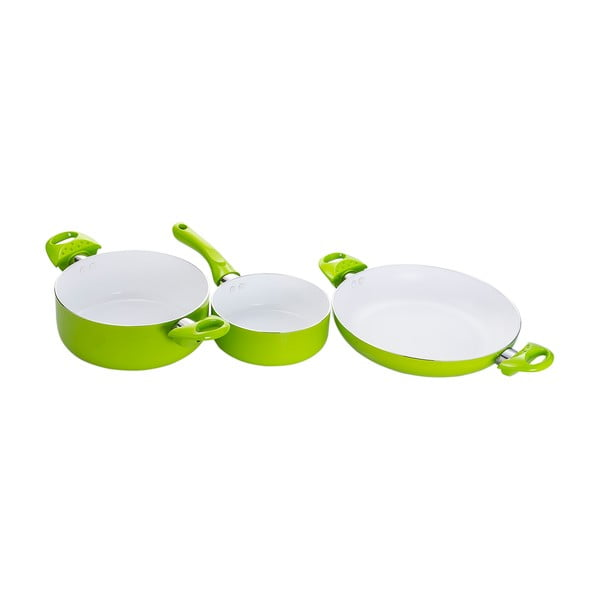 Sada 3 rendlíků Cocina Verde