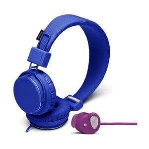 Sluchátka Plattan Cobalt + sluchátka Medis Grape ZDARMA