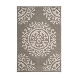 Světle šedý koberec vhodný i na ven Safavieh Delancy, 160 x 231cm