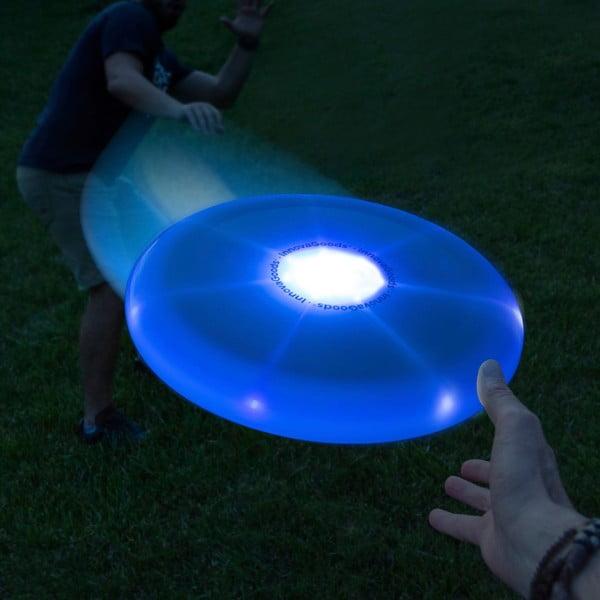 Frisbee cu LED-uri Multicolor InnovaGoods