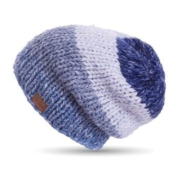 Căciulă tricotată manual DOKE Denim imagine