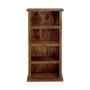 Bibliotecă din lemn de palisandru Massive Home Bur