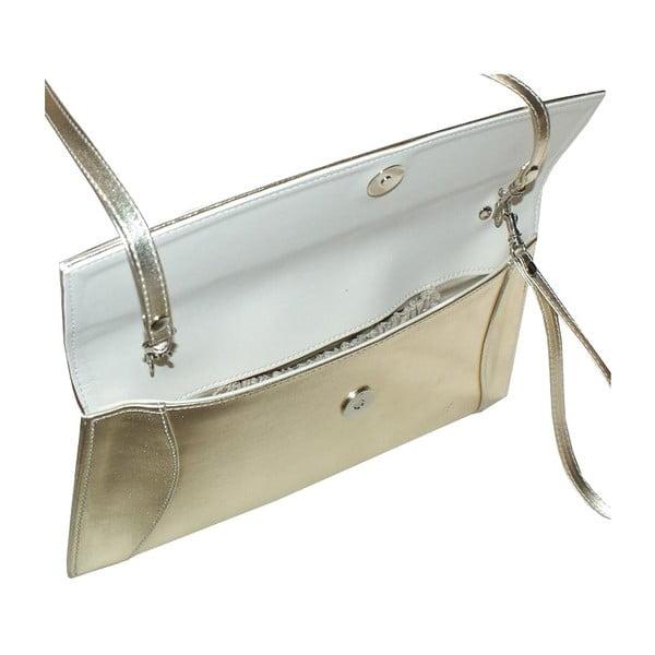 Kožená kabelka/psaníčko Boscollo Gold 2725