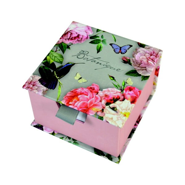 Bloček na poznámky v boxu Botanique by Portico Designs, 400stránek