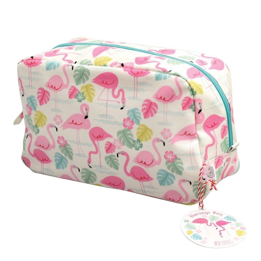 Kosmetická taška Rex London Flamingo Bay