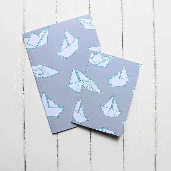 Zápisník Boats A6