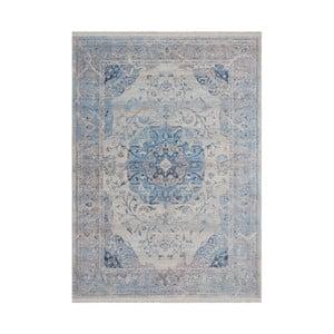 Modrý koberec Kayoom Freely, 160 x 230 cm