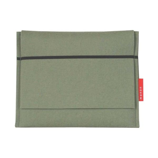 Plstěný obal na iPad Notebook 2/3/4, olive