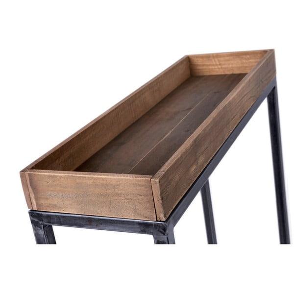 Konzolový stolek Canett Blackwood