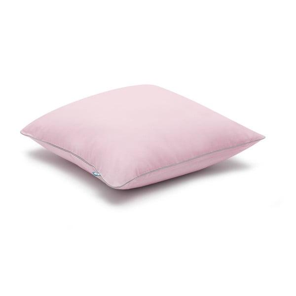 Világos rózsaszín pamut gyerek ágyneműhuzat, 100x135cm - Mumla