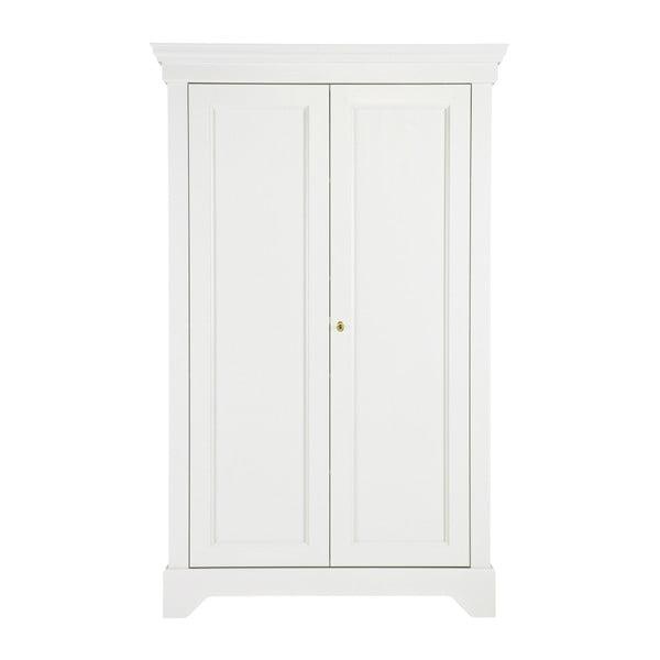Isabel fehér fenyő szekrény - WOOOD