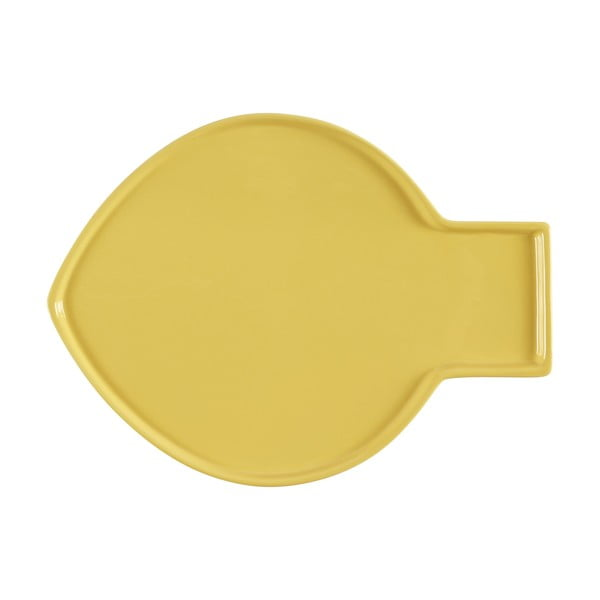 Žlutý talíř Athezza Caracas