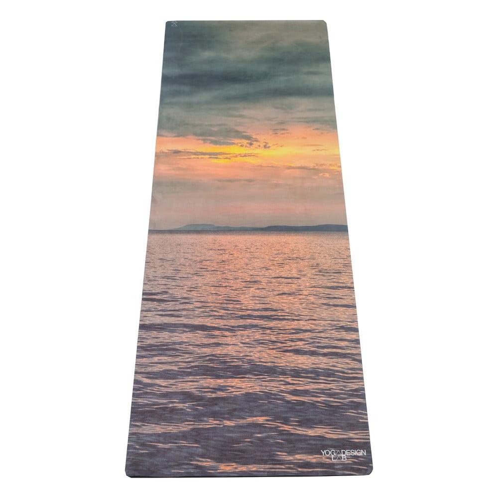 Podložka na jógu Yoga Design Lab Optical Sunset, 3,5 mm
