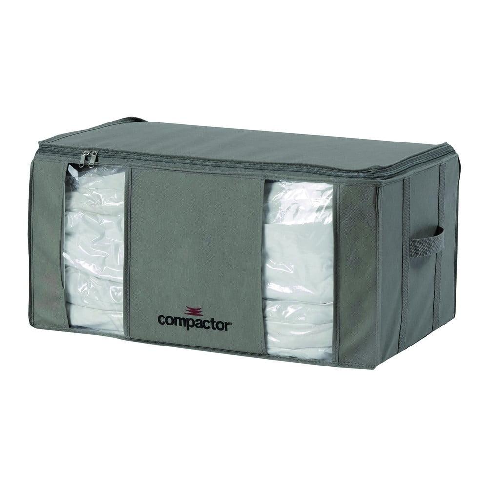 Úložný box na oblečení Compactor Home Taupe, 138 l