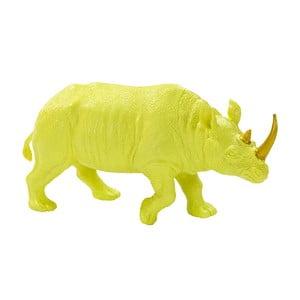 Decorațiune rinocer Talking Tables Fantastic Summer