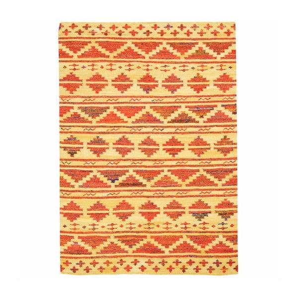 Vlněný koberec Bakero Sari Silk, 60x90cm