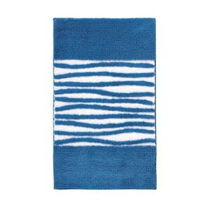 Koupelnová předložka Morgan Denim Blue, 60x100 cm