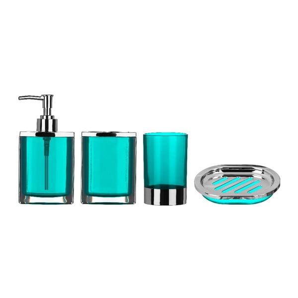 Koupelnový set Blue Chromino