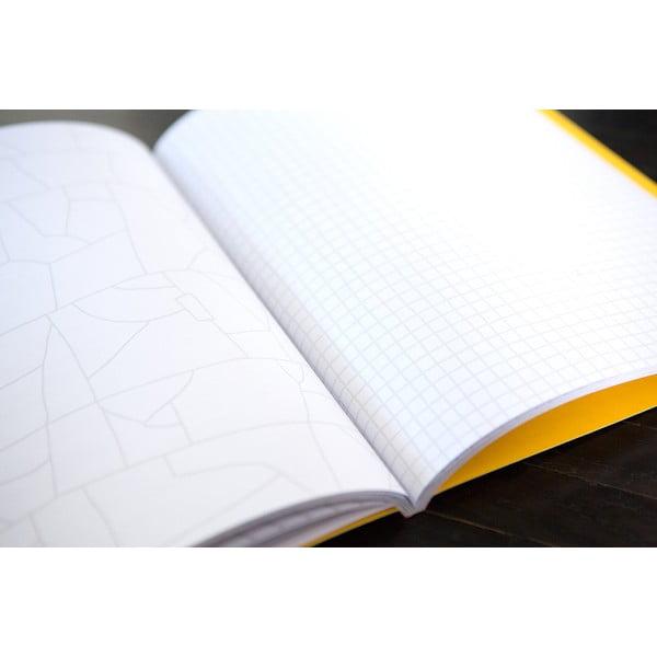 Zápisník Paper Options