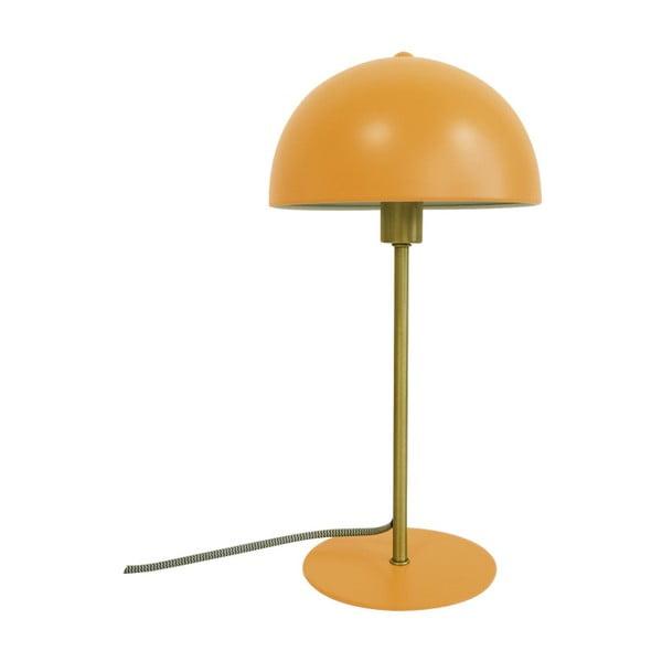 Žlutá stolní lampa Leitmotiv Bonnet