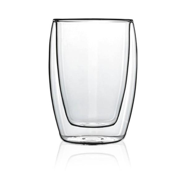 Sada 2 dvoustěnných sklenic Bredemeijer Juice