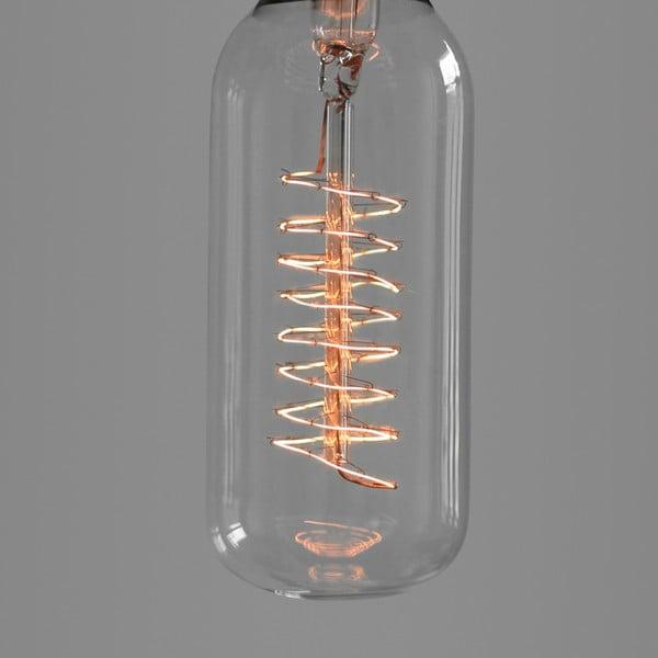 Žárovka Spiral Edison E27