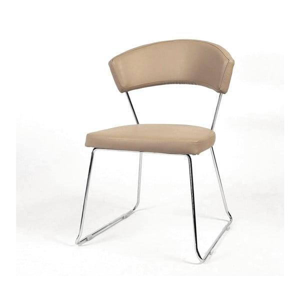 Židle Bacco, béžová