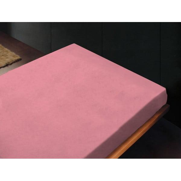 Prostěradlo Liso Rosa, 240x260 cm