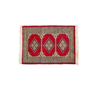 Ručně vázaný koberec Kashmir 101, 91x62 cm
