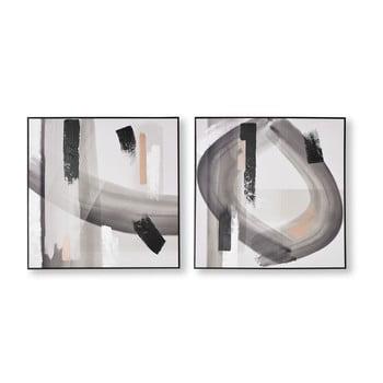 Tablou Graham & Brown Monochrome Radiance, 80 x 80 cm