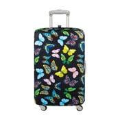 Obal na kufr LOQI Butterflies