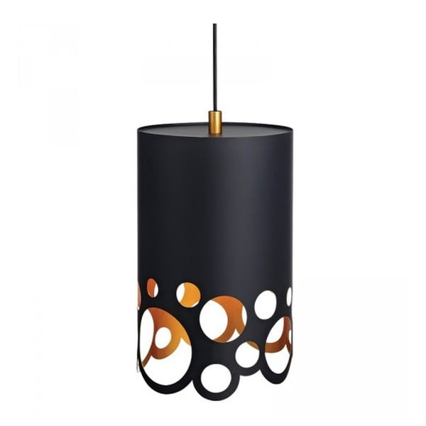 Lampa Bubbles, black