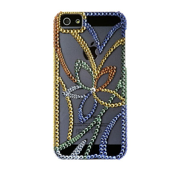 Obal na iPhone5/5S Flora