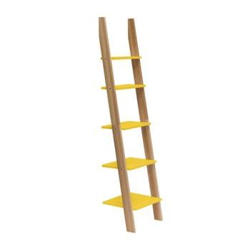 Raft în formă de scară Ragaba ASHME, lățime 45 cm, galben de la Ragaba
